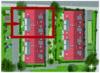 Charmante 2-Zimmer-Wohnung mit Garten - Lageplan