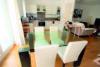 Edel wohnen in den Nymphenburger Innenhöfen - 3-Zimmer-Wohnung im 5.OG mit 2 Balkonen - Essen-Küche Bild 1