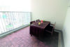 Edel wohnen in den Nymphenburger Innenhöfen - 3-Zimmer-Wohnung im 5.OG mit 2 Balkonen - Balkon 1
