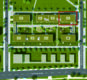 ERSTBEZUG - Sonnige große 3-Zimmer-Wohnung mit Einbauküche, Tageslichtbad, Sonnen-Balkon - Hauseingang Haus H
