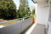 Charmant renovierte 3-Zimmer-Wohnung beim Luitpoldpark - Balkon Bild 1