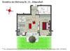 Charmante 2-Zimmer-Wohnung mit Garten - Grundriss Whg. Nr. 14