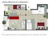Charmant renovierte 3-Zimmer-Wohnung beim Luitpoldpark - Grundriss Whg. Nr. 36