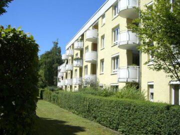 RARITÄT – Nähe Südpark! Attraktives, charmantes 1,5 Zimmer Appartement mit Süd-Loggia, 81379 München, Etagenwohnung