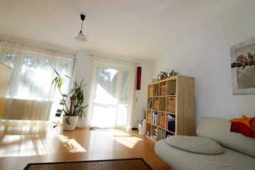 Traumhafte, helle Terrassen-Wohnung mit 2 Zimmern in optimaler Lage, Ramersdorf, 81737 München, Erdgeschosswohnung