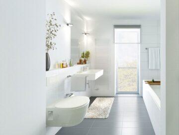 ERSTBEZUG – Sonnige große 3-Zimmer-Wohnung mit Einbauküche, Tageslichtbad, Sonnen-Balkon, 81737 München, Etagenwohnung