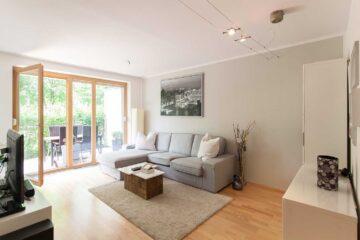 Bestlage Arnulfpark, Charmante 2-Zimmer-Wohnung mit West Terrasse, 80636 München, Terrassenwohnung