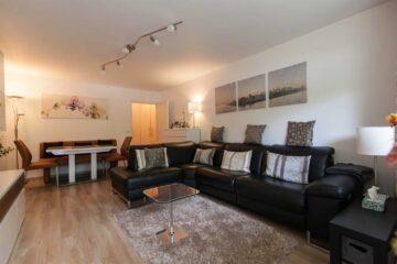 Freundliche Wohnung mit 3 Zimmern und Süd-Balkon – Top saniert in Feldmoching, 80995 München, Etagenwohnung