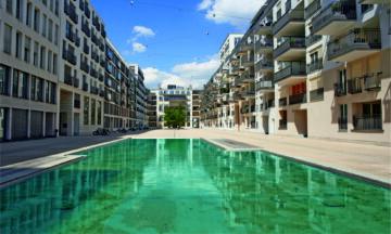 Edel wohnen in den Nymphenburger Innenhöfen – 2-Zimmer-Wohnung im 4. OG mit 2 Balkonen, 80336 München, Etagenwohnung